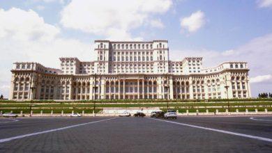 Photo of Proiecţii video pe faţada Palatului Parlamentului de Ziua Eroilor