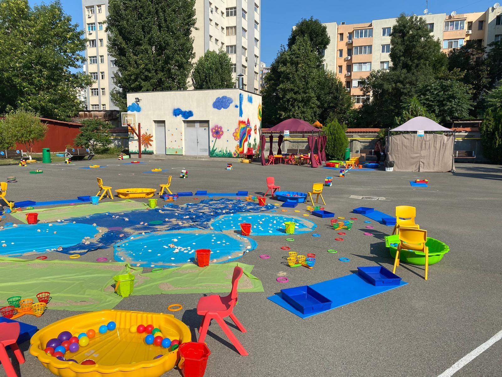 """Piedone inițiază proiectul """"Grădinița de vară"""". Preșcolarii din Sectorul 5 vor avea acces gratuit"""