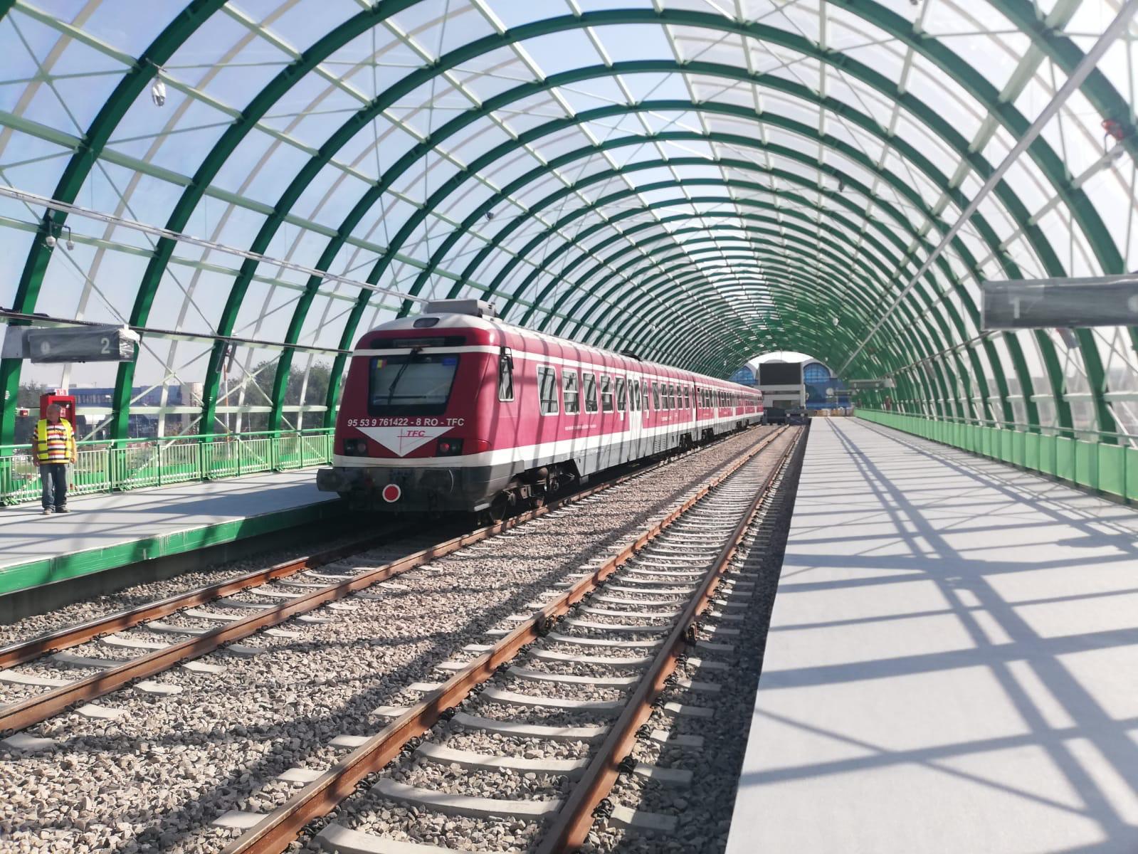 Regio Călători se retrage de pe ruta Gara de Nord – Aeroport Otopeni