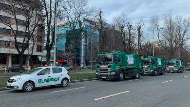 Photo of Romprest anunță că va colecta și va stoca gunoaiele de la cele 4 spitale de urgență din Sectorul 1