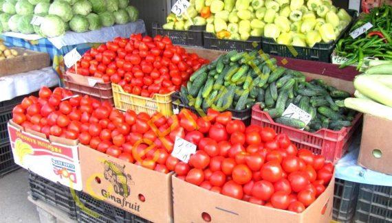 fructele și legumele din piețe sunt pline de pesticide