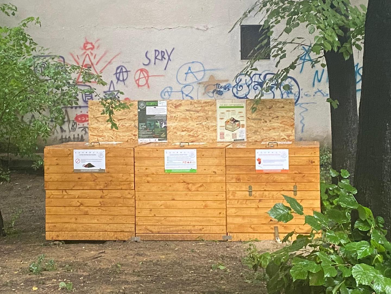 Comunitatea cere, Radu Mihaiu îndeplinește. Stație de compostare a deșeurilor în Sectorul 2