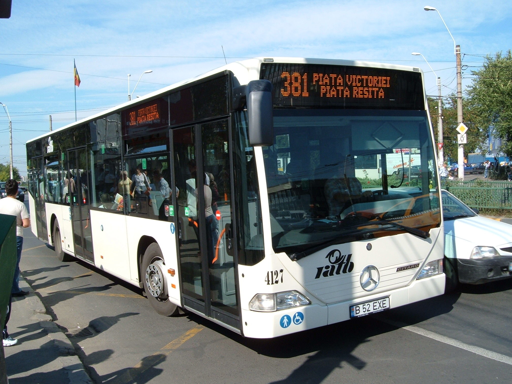 STB face schimbări de la 1 iulie. Liniile a două autobuze vor fi comasate