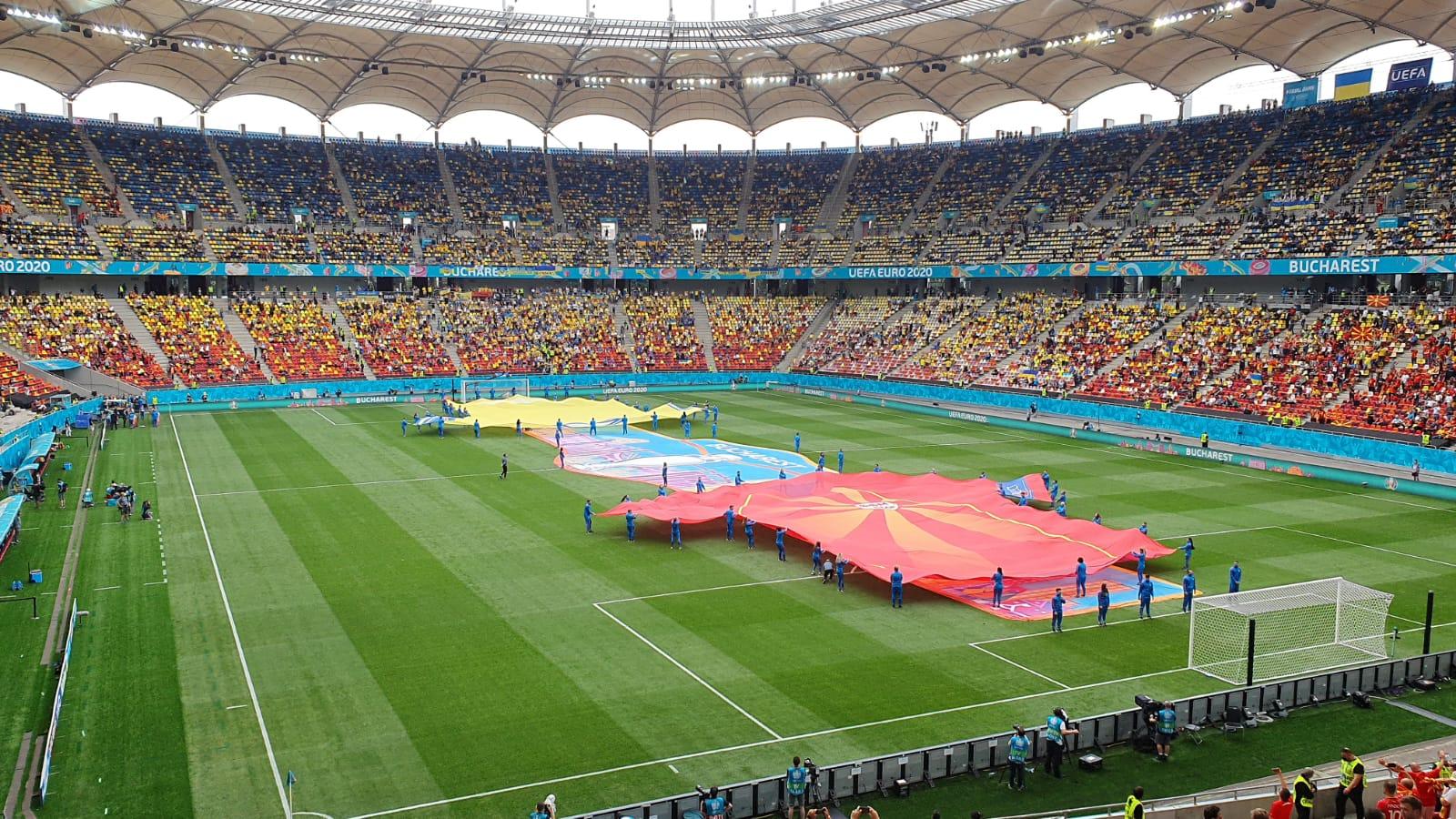 topul asistenței pe stadion la EURO 2020