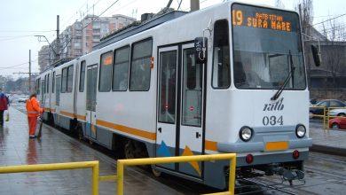 Photo of Călător rănit în tramvaiul 19 din București. Șina de tramvai a străpuns podeaua