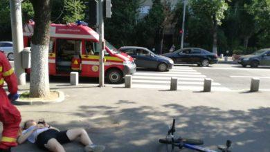 Photo of Îngrozitor! Tânără din București spulberată de o trotinetă electrică pe trotuar