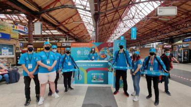 Photo of EURO 2020 București. Peste 1.200 de voluntari ajută publicul din Capitală la Campionatul European de Fotbal