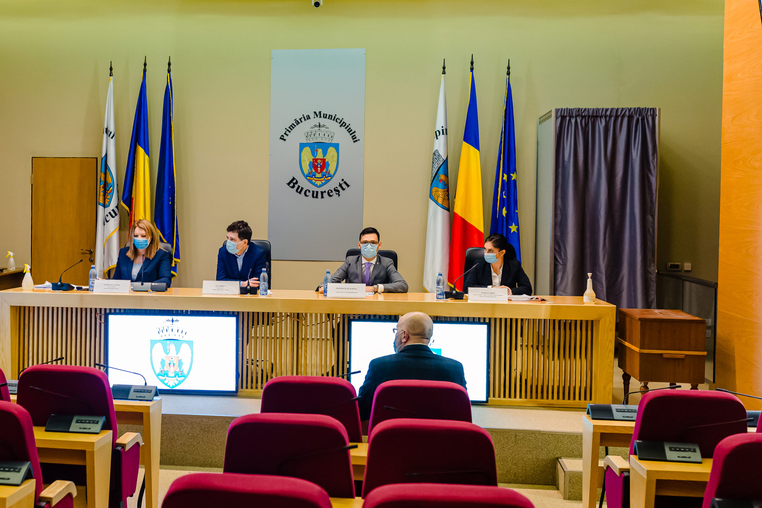 CGMB vrea să lichideze două companii municipale