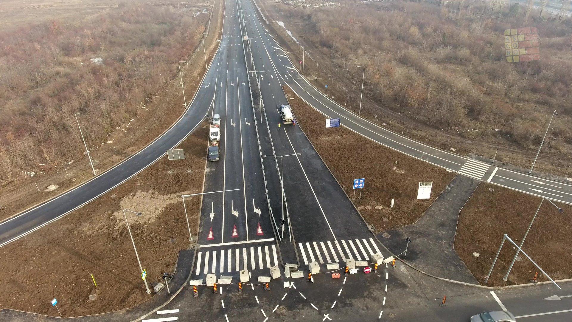 Când o să circulăm pe noua Autostrada de Centură a Capitalei