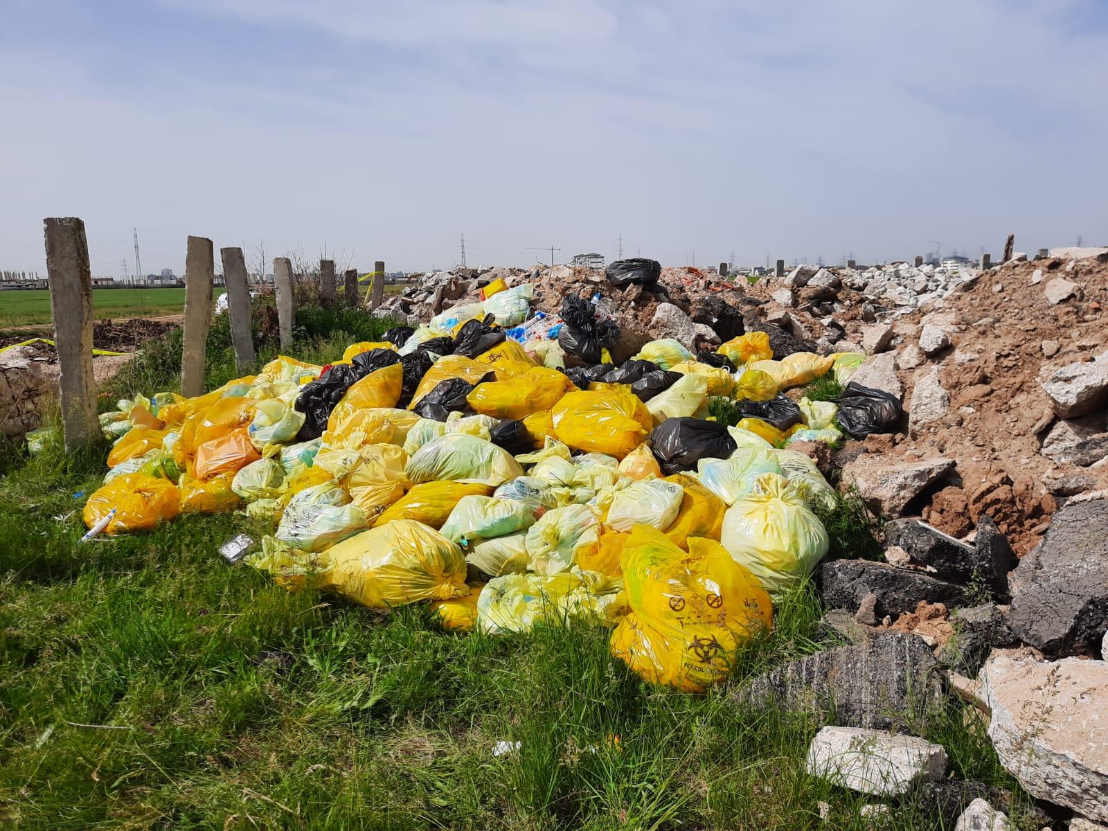 Ce s-a stabilit la ședința pentru gestionarea problemei deşeurilor din București