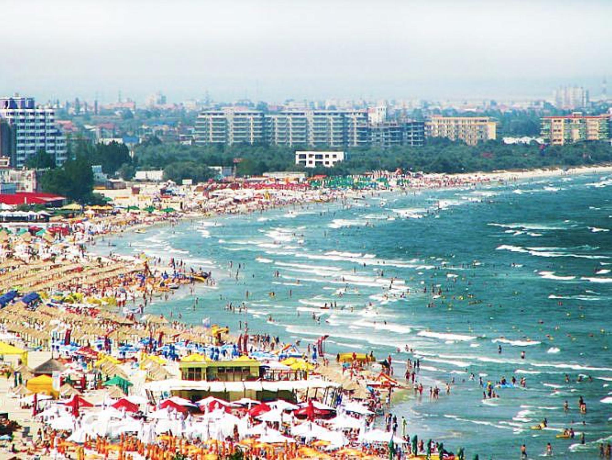 Cel mai aglomerat weekend de anul acesta pe litoral