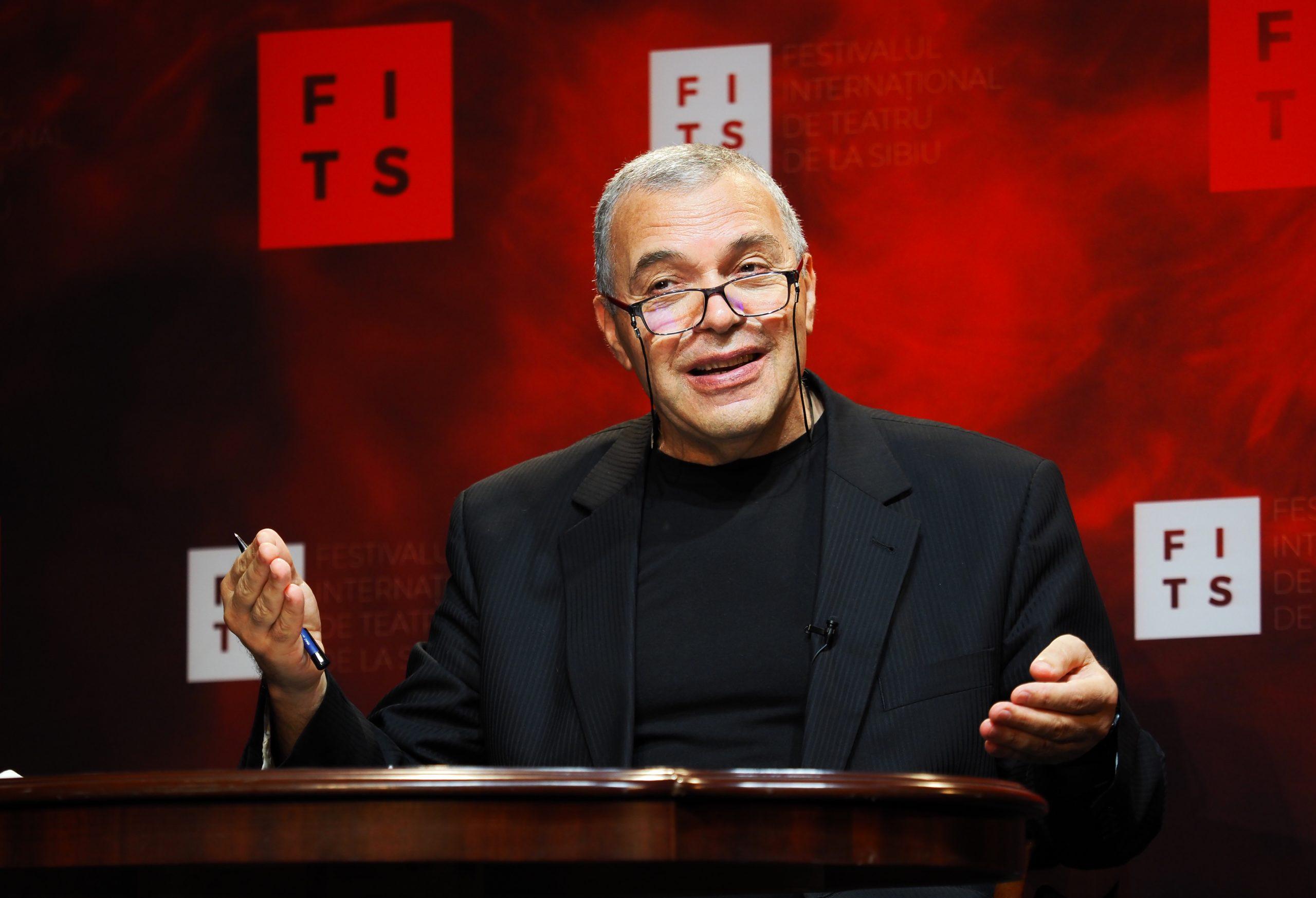 Constantin Chiriac, președintele FITS.