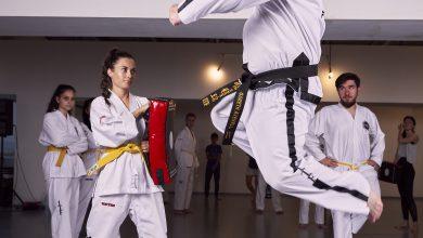 Photo of Taekwondo la București cu Gareth. Profesorul englez de științe care s-a îndrăgostit de România și predă arte marțiale în Capitală