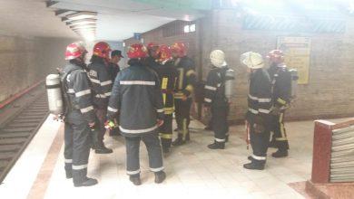 Photo of Fum la metrou. Aproximativ 100 de călători au fost evacuați