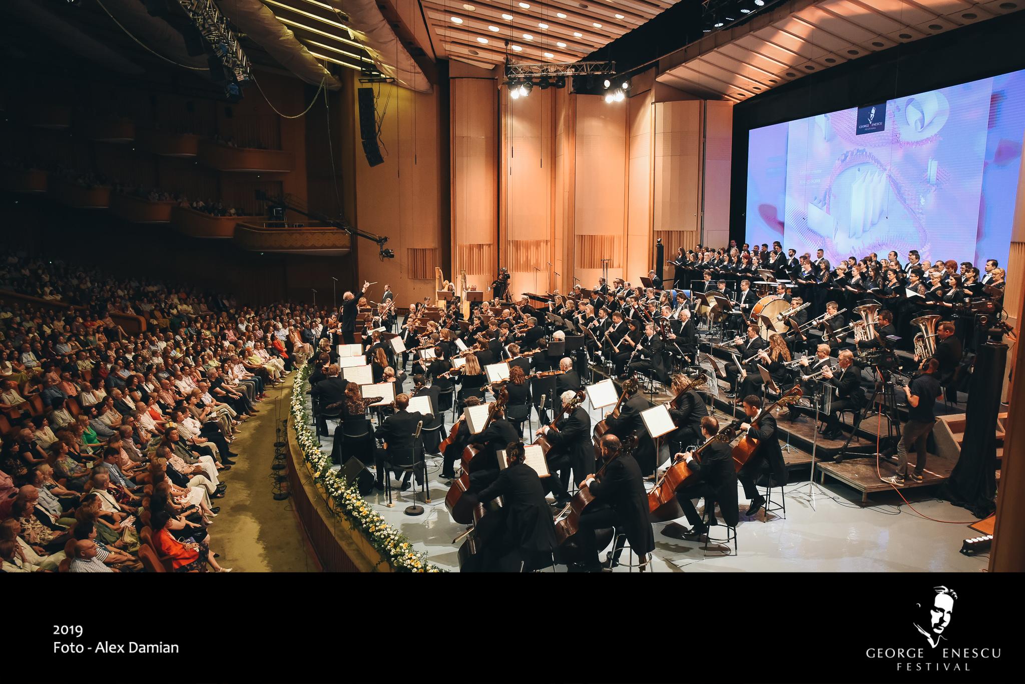 Haideți la Festivalul George Enescu. Biletele urmează să fie puse în vânzare