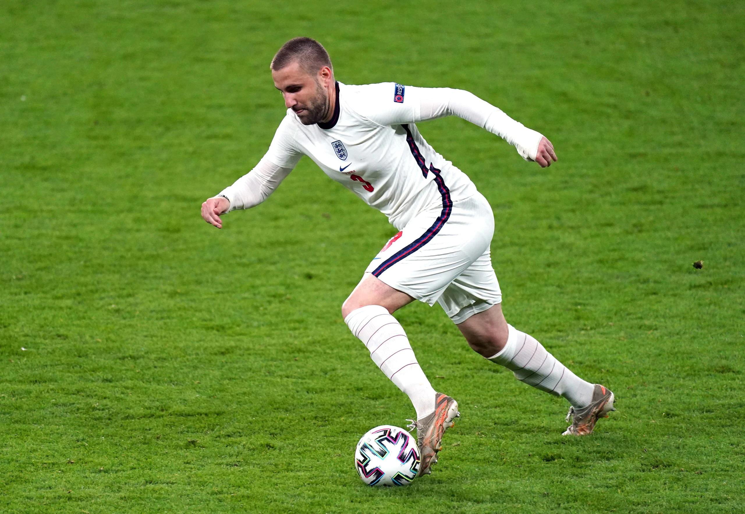 Cine este Luke Shaw, englezul care a deschis scorul în finala EURO 2020 în minutul 2