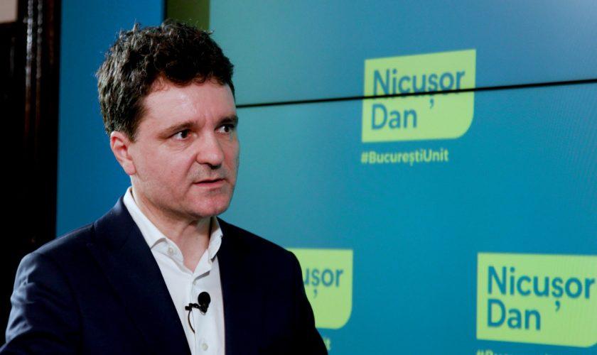 Nicușor Dan a anunțat cum va aduce mai mulți turiști în Capitală