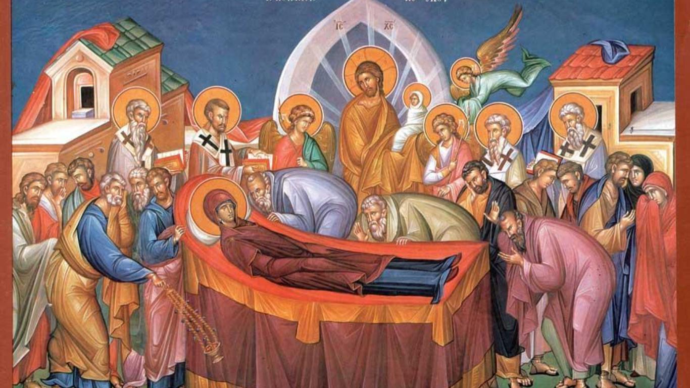 Astăzi începe Postul Sfintei Marii