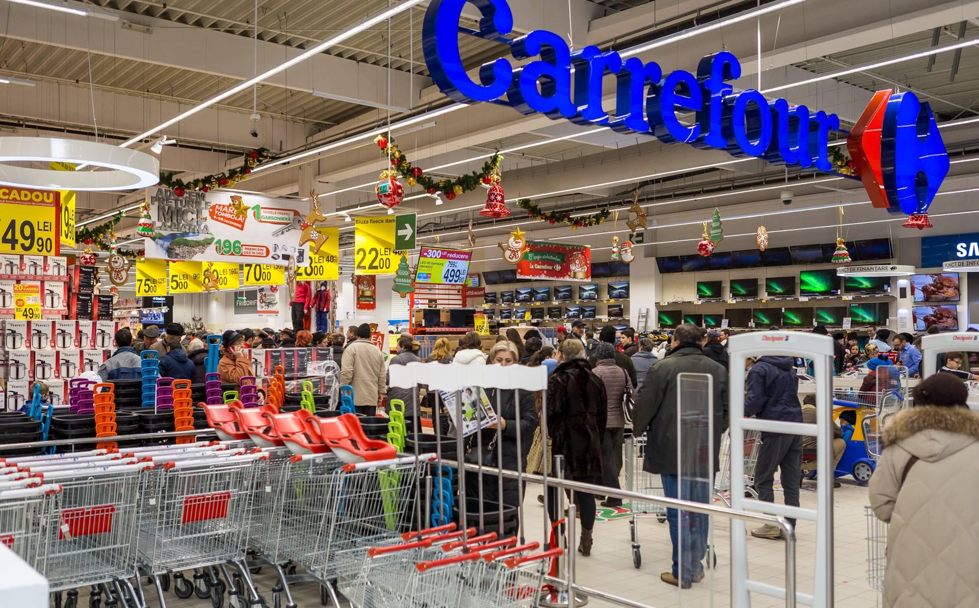 Carrefour și Penny retrag de urgență două produse de pe piață. Unul e plin de pesticide și altul este un pericol pentru sănătate