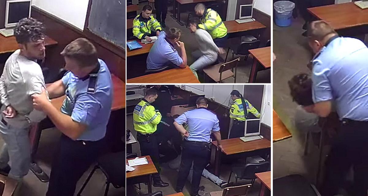 politisti tortura