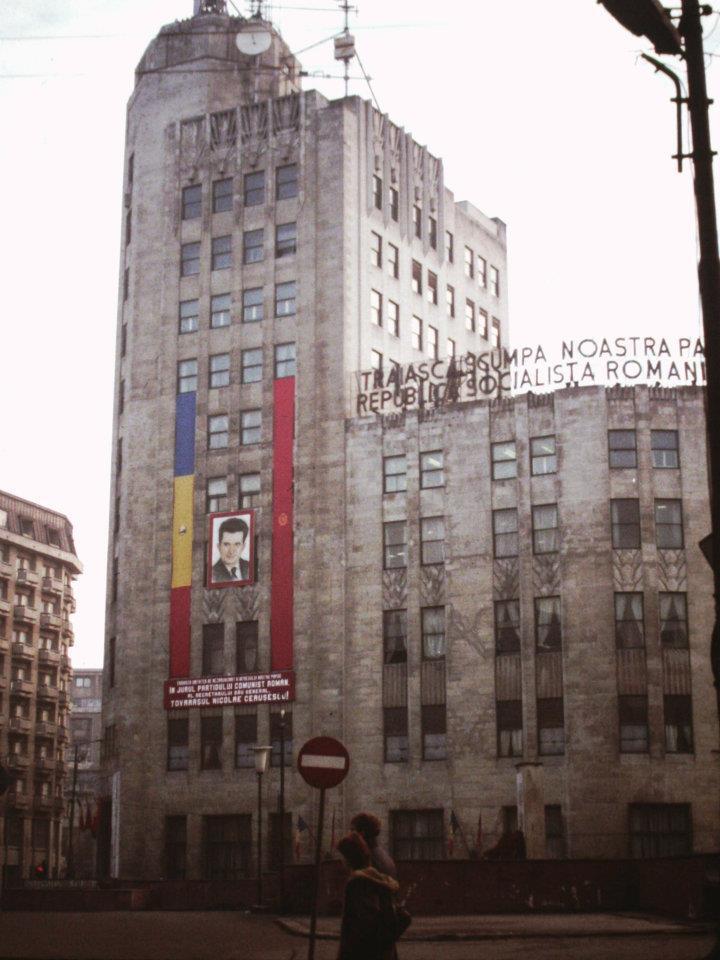 palatul, telefoanelor, in, comunism