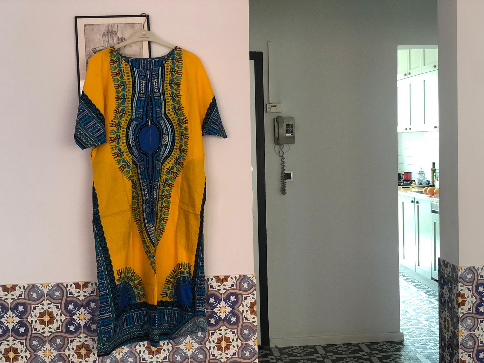 rochie, africana