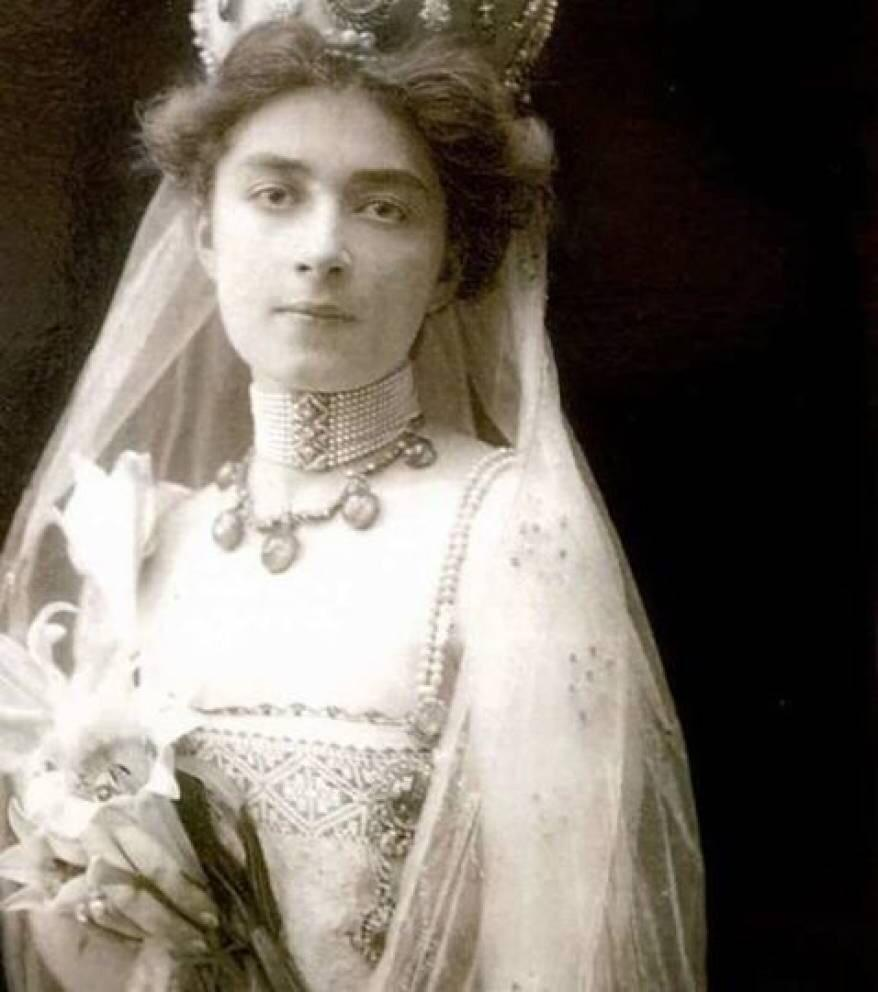 Printesa, Martha, lahovary, logodna