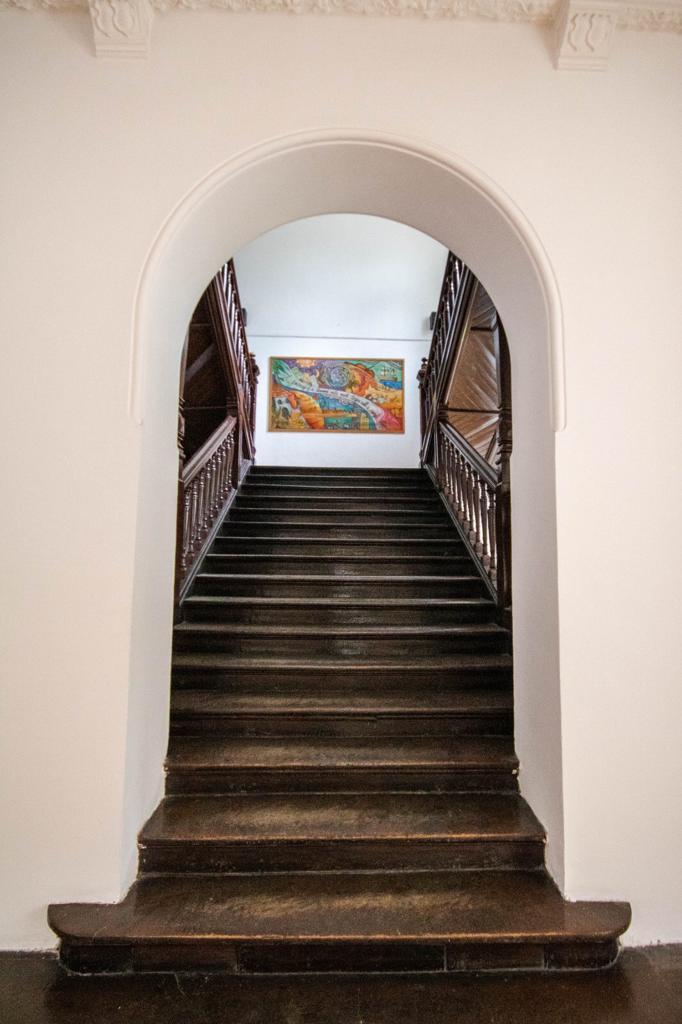 palatul, lahovary, bucuresti, interior