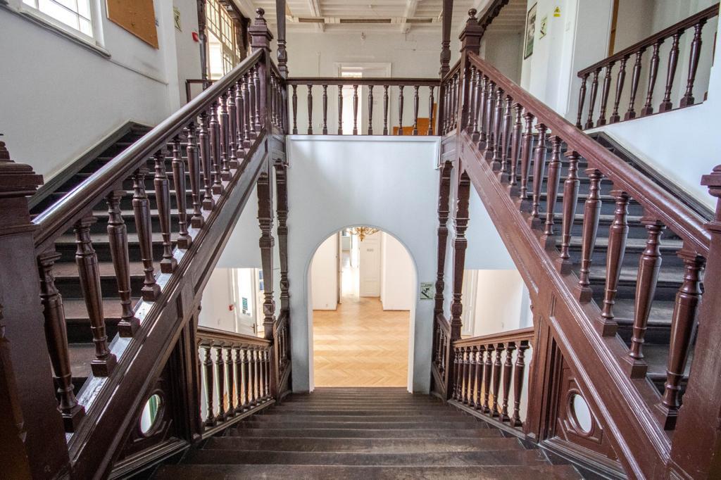 interior, palatul, martha, bibescu