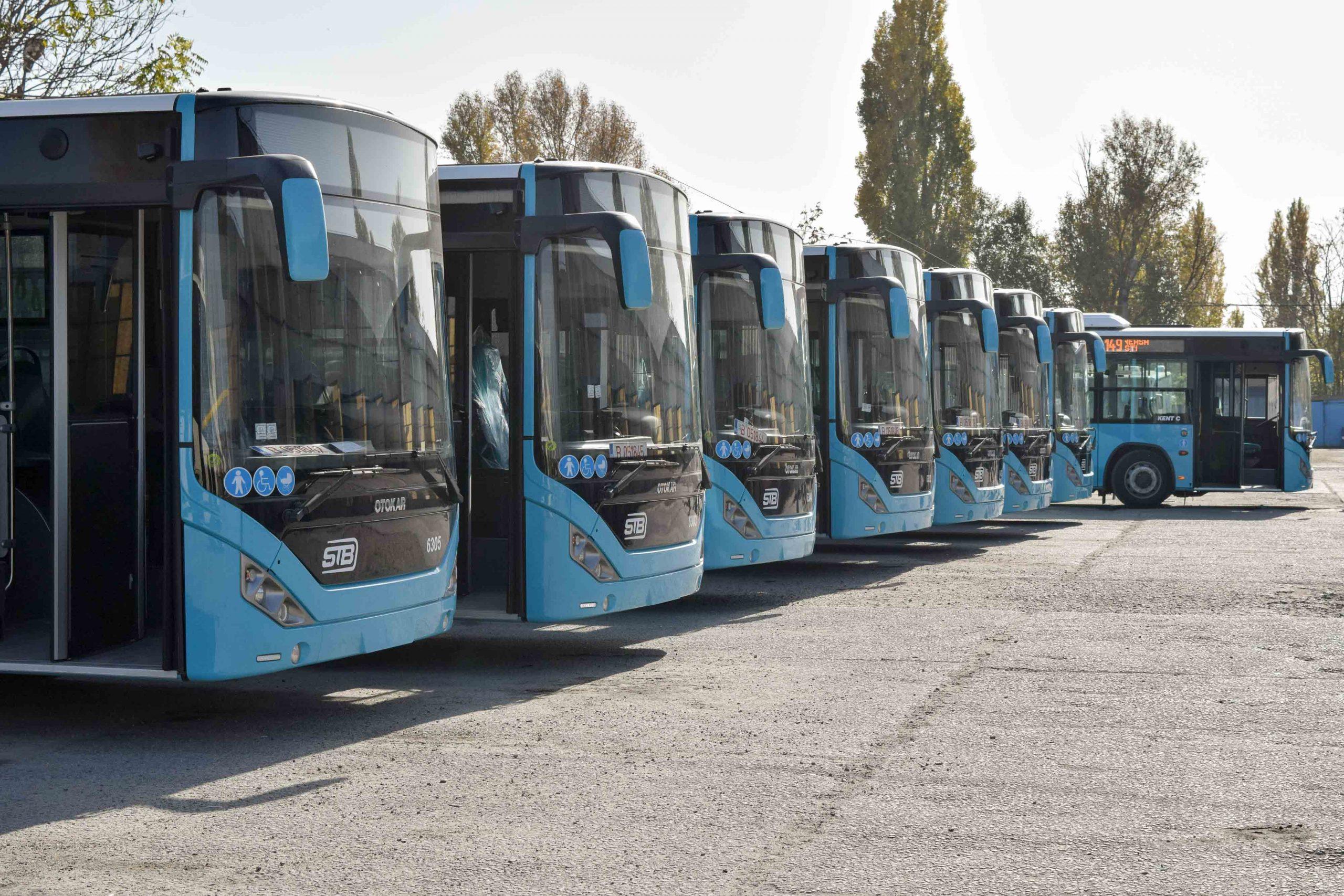 Zeci de linii de autobuz vor fi deviate pe termen nelimitat în București