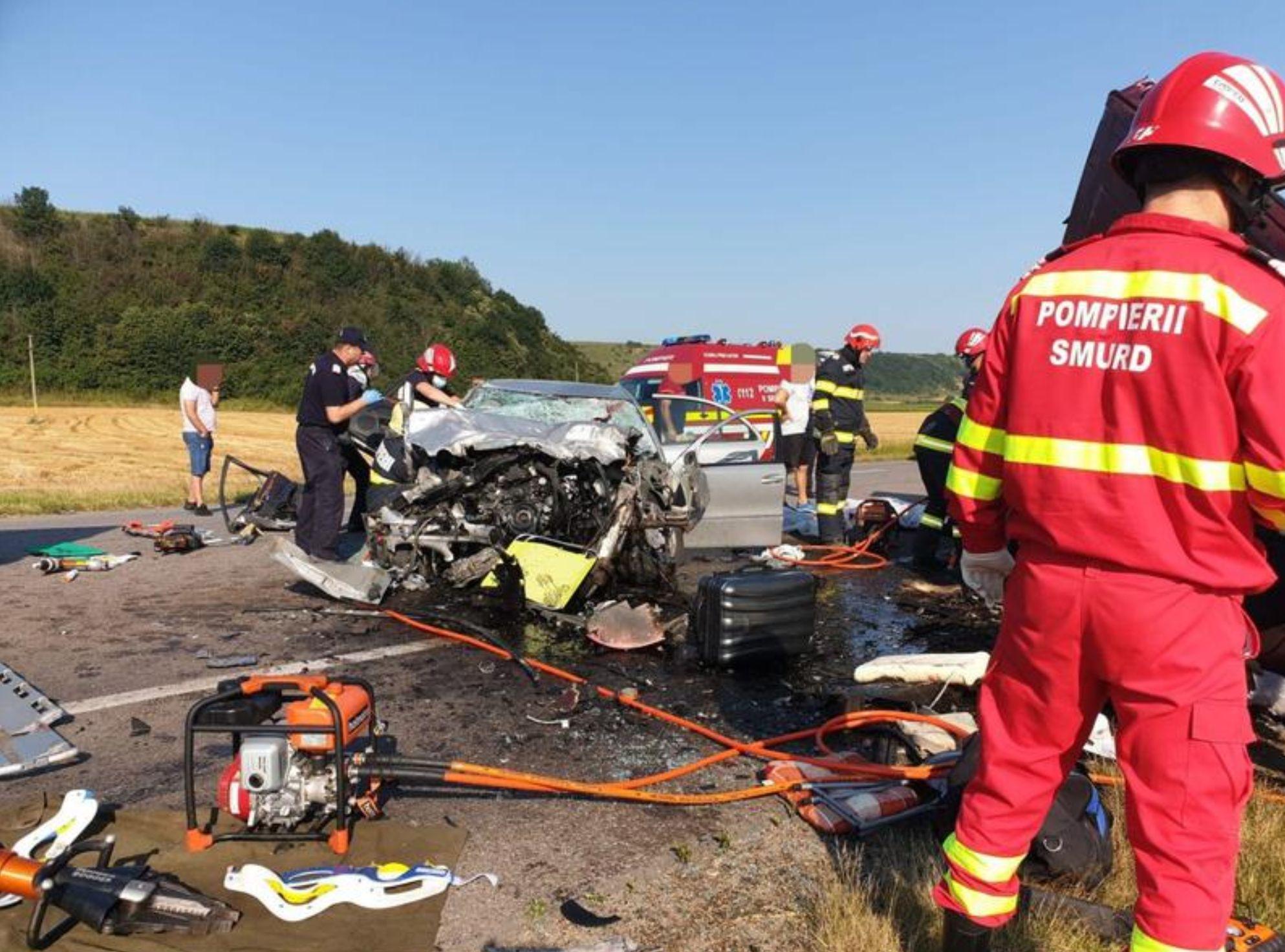 Weekend negru pe șoselele din România. 24 de persoane au murit, în doar două zile, în accidente auto