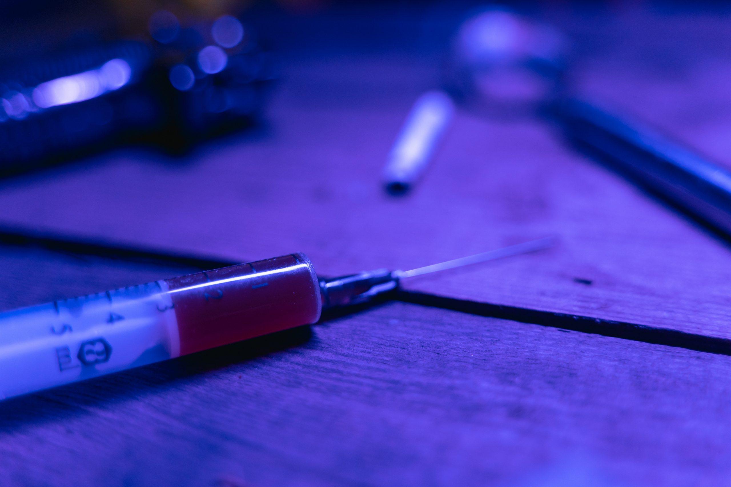 Acțiuni de combatere a consumului de droguri în Sectorul 5