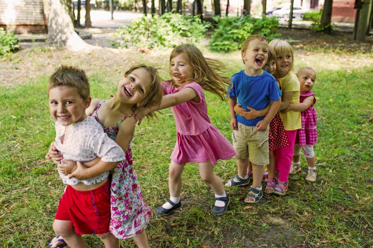 Activități pentru copii în parcurile din Sectorul 6