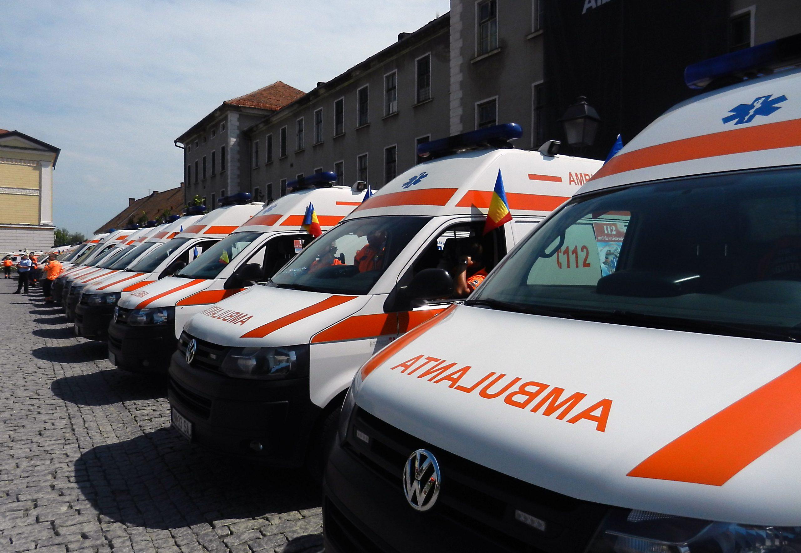 Colegiul Medicilor din Bucureşti cere resurse umane pentru ambulanță
