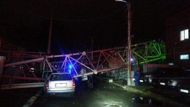 Photo of Furtuna a făcut prăpăd în București. Antenă GSM căzută peste case, copaci puși la pământ, mașini avariate. Sute de intervenții ale ISU | FOTO&VIDEO