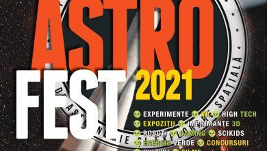 Photo of AstroFest 2021 se ține în Parcul Crângași. 20 de telescoape profesionale și activități specifice pentru pasionați și…nu numai