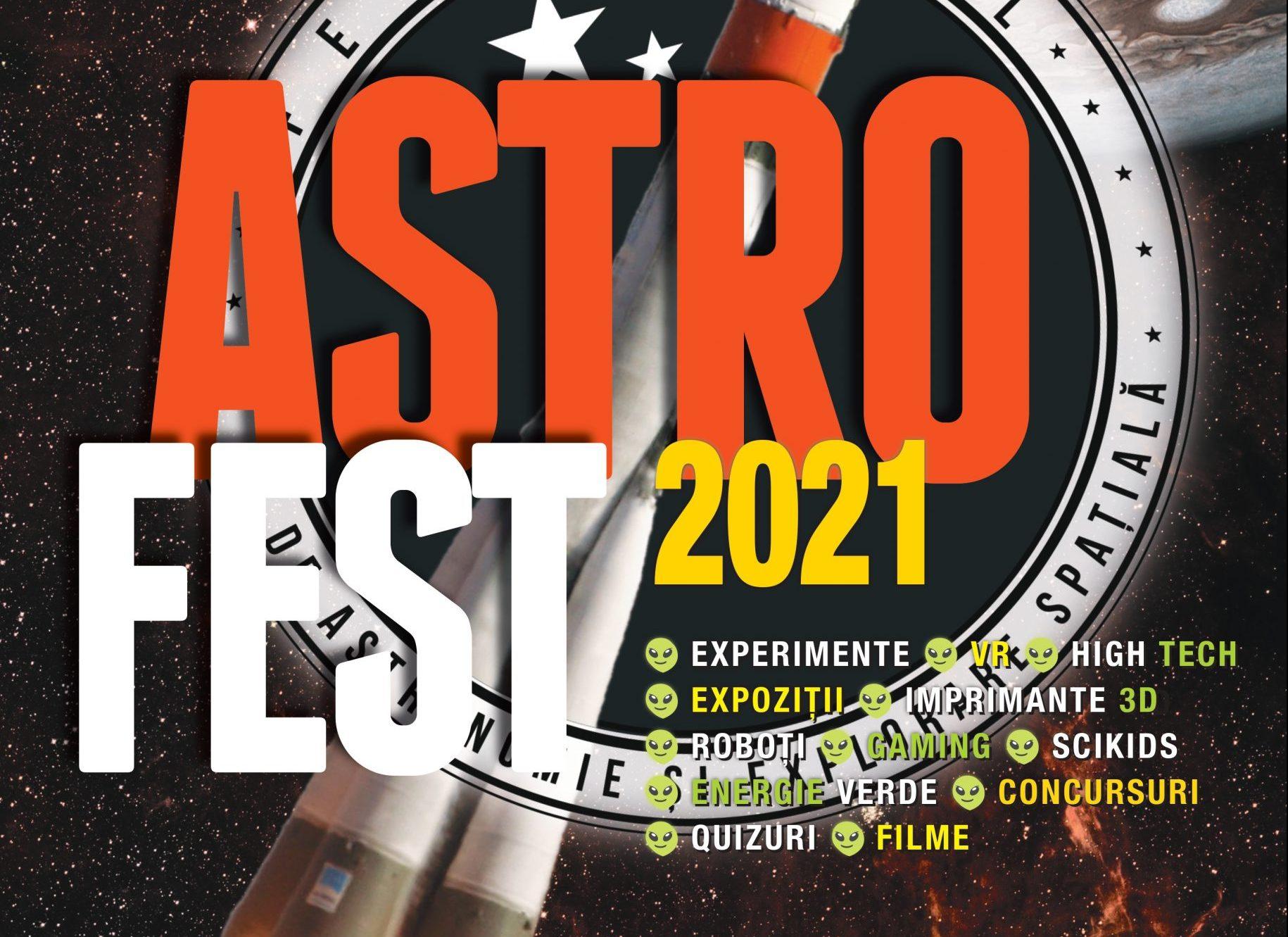 AstroFest 2021 se ține în Parcul Crângași