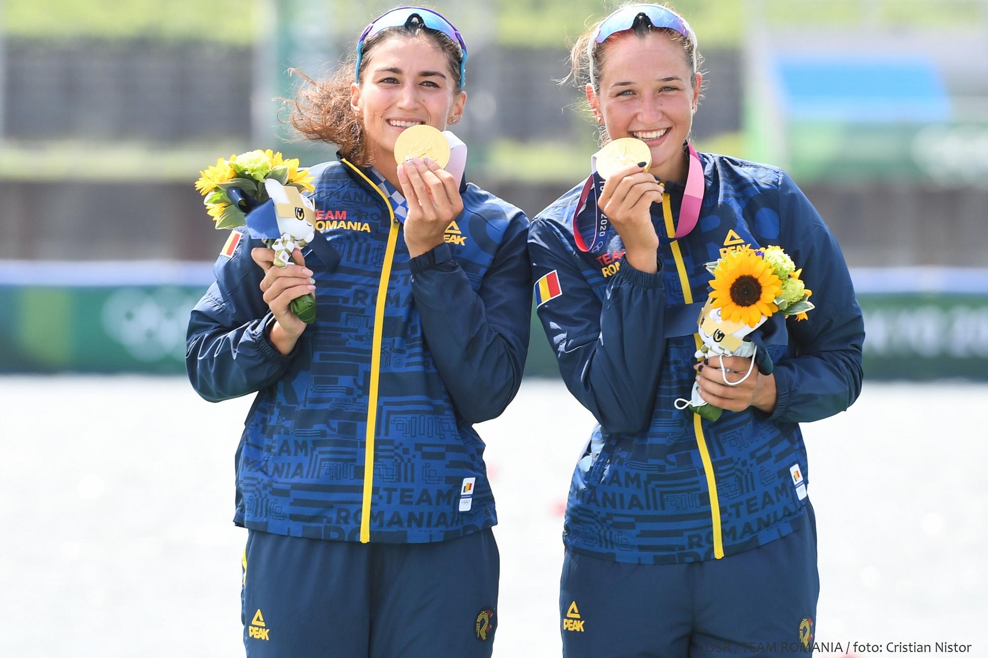 Medalii pentru România la Olimpiada de la Tokyo 2020