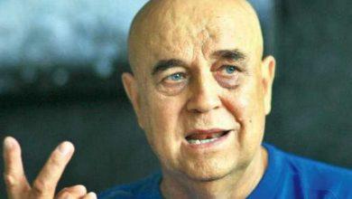 Photo of Artistul Benone Sinulescu, în stare gravă la spital. A fost găsit inconştient în casă