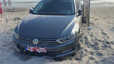 Photo of Un bucureștean și-a parcat mașina pe plajă, la Saturn. Amenda dată de polițiști l-a răcorit
