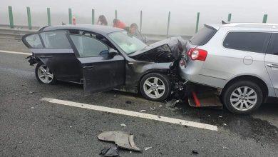 Photo of Carambol pe Autostrada Soarelui. 52 de mașini implicate, 17 răniți. FOTO&VIDEO   UPDATE