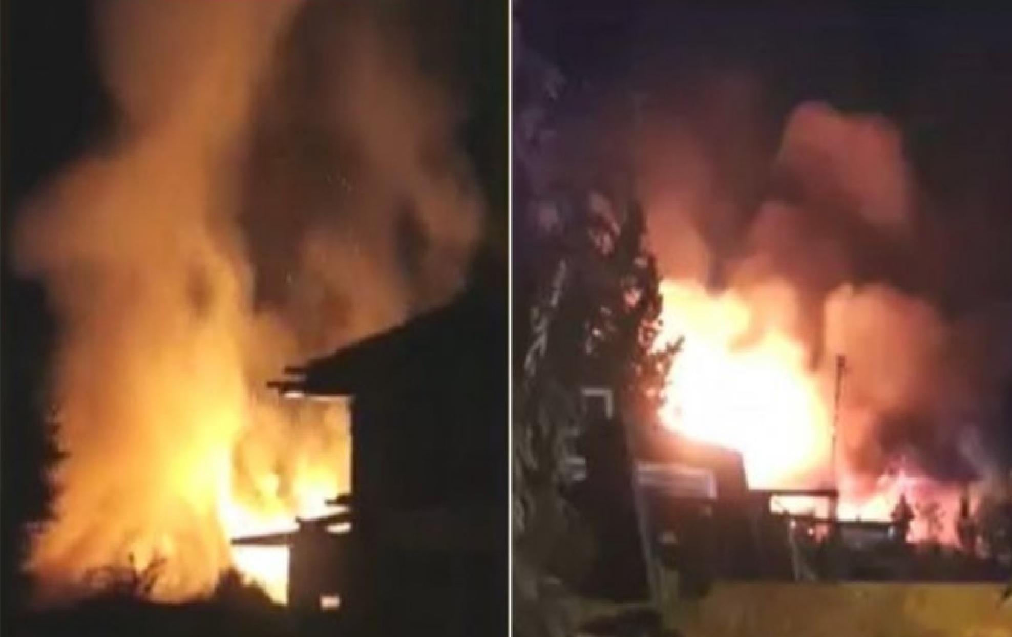 Un preot și soția lui au murit după ce casa le-a fost lovită de un fulger în timpul furtunii de miercuri seară din București