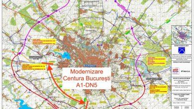 Photo of Centura Capitalei se lărgește la patru benzi între A1 și DN5. Șase oferte depuse pentru un proiect de 800 de milioane de lei