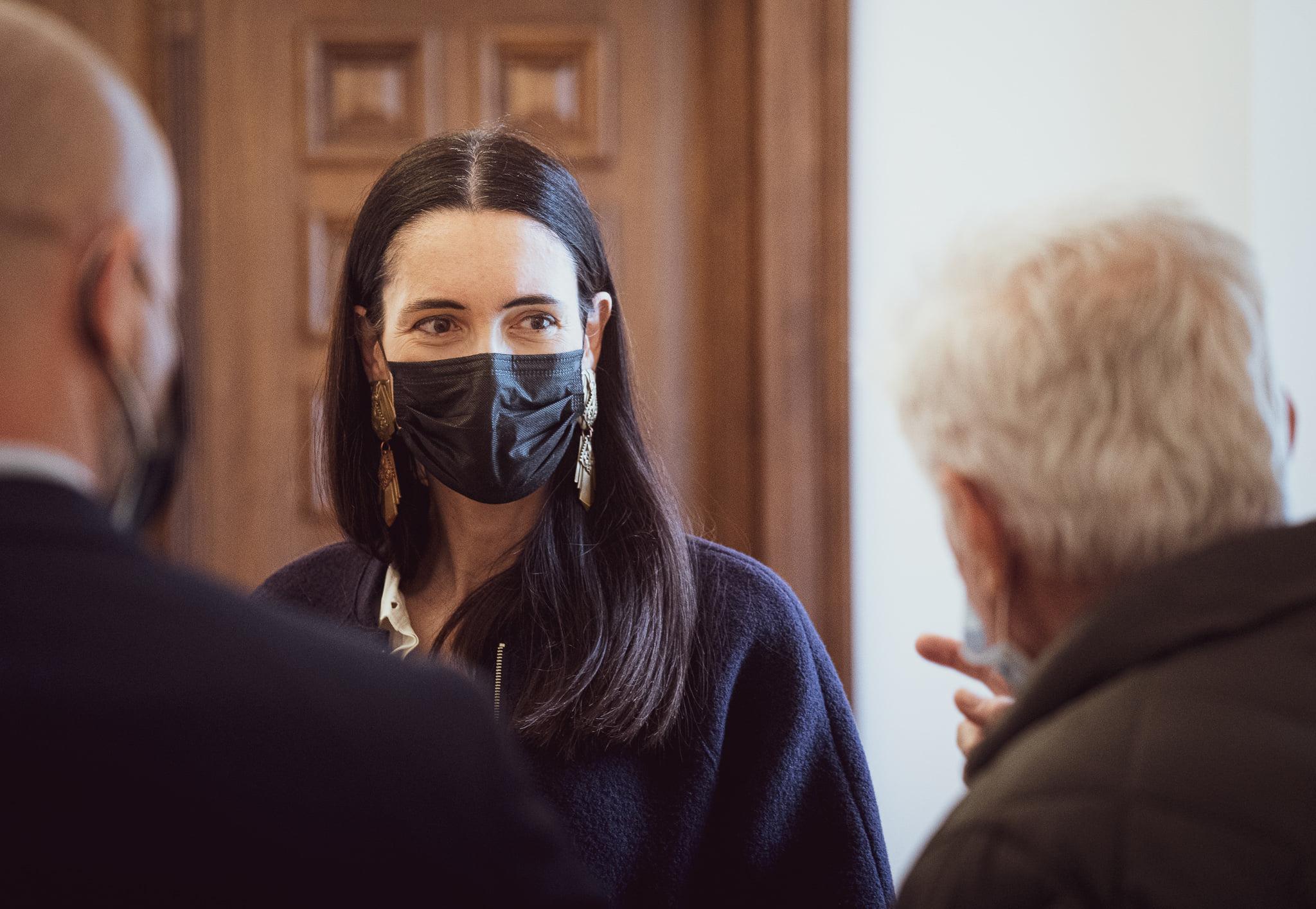 Clotilde Armand face anunțul - Sectorul 1 are un nou contract de salubritate. Despre ce companie este vorba
