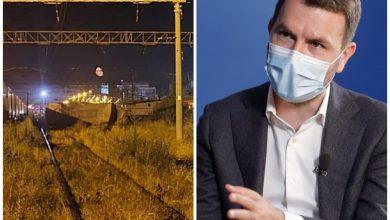 Photo of Accidentul feroviar de la Fetești. Mecanicul trenului era băut și a adormit, spune ministrul Transporturilor