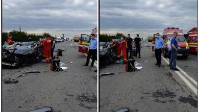 Photo of Accident grav pe Centura Capitalei. Un elicopter transportă victima la spital