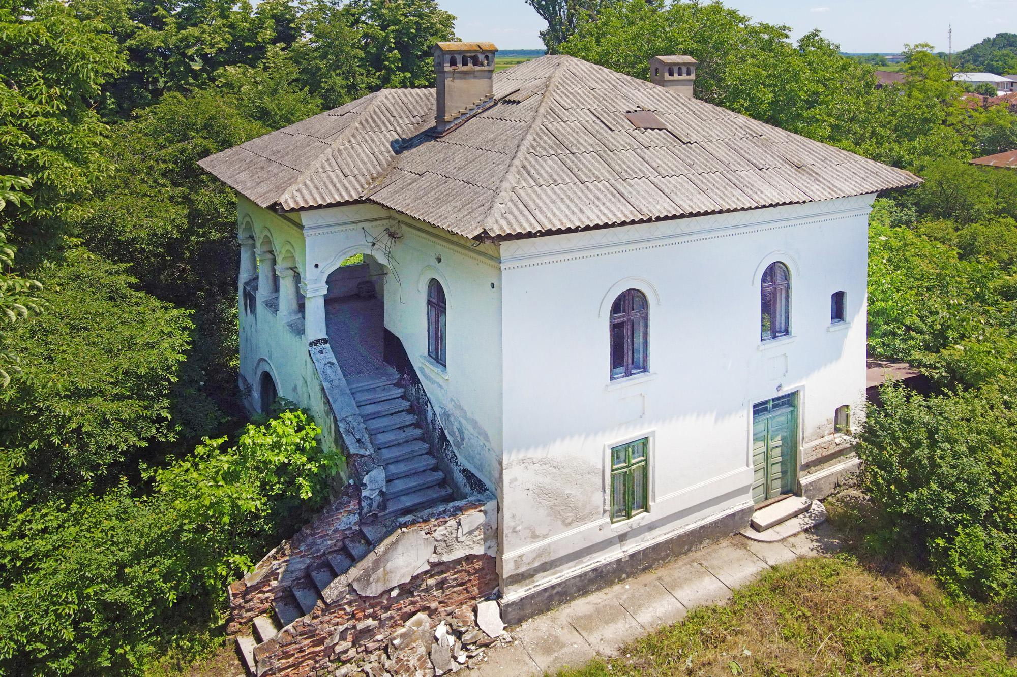 Conacul Niculescu-Dorobanțu