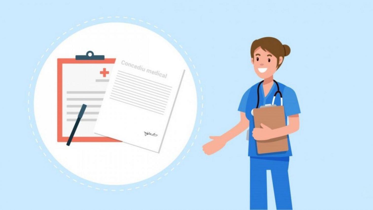Schimbări importante privind concediul medical de duminică. Cum se acordă concediul de carantină timp de 5 zile? De la 1 august intră în vigoare noile măsuri