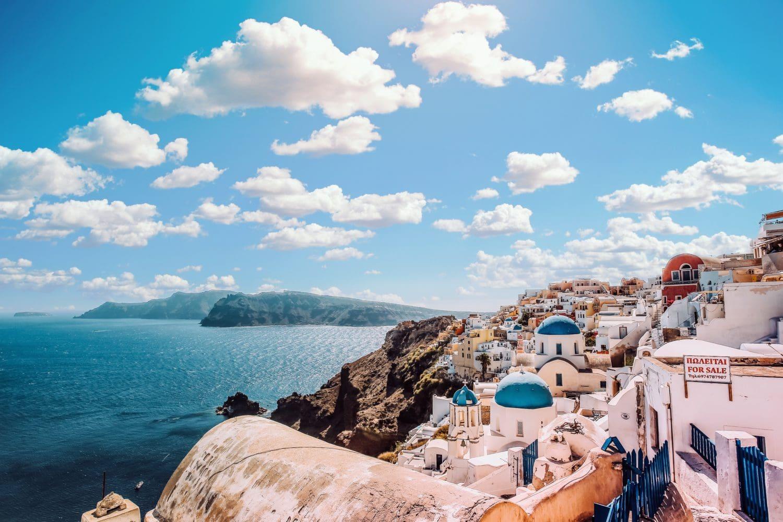 Condiții de călătorie în Grecia