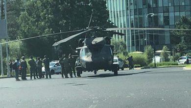 Photo of Momentul în care elicopterul militar american aterizează forțat în Piața Charles de Gaulle | VIDEO